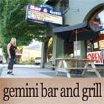 Gemini Bar and Grill