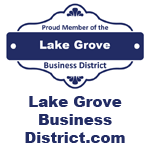 Lake Grove business district