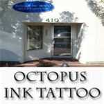 Octopus Ink Tattoo