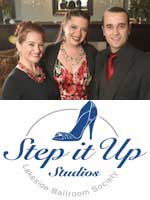 Step it up Lakeside Ballroom Society